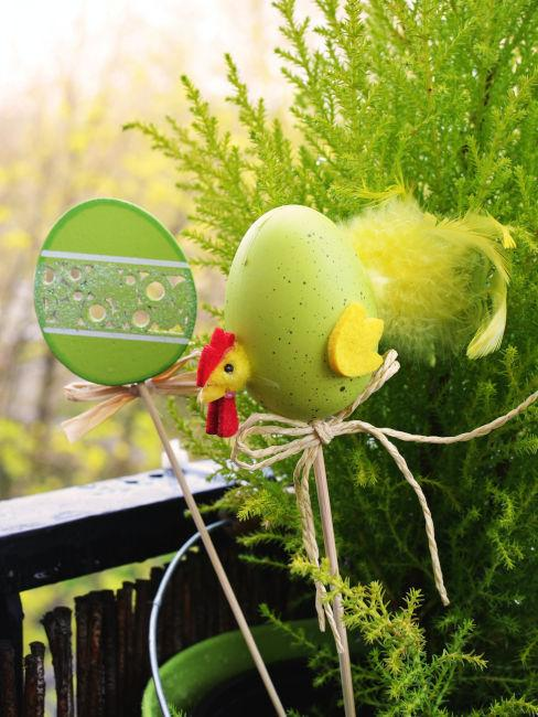 Come abbellire il giardino per Pasqua