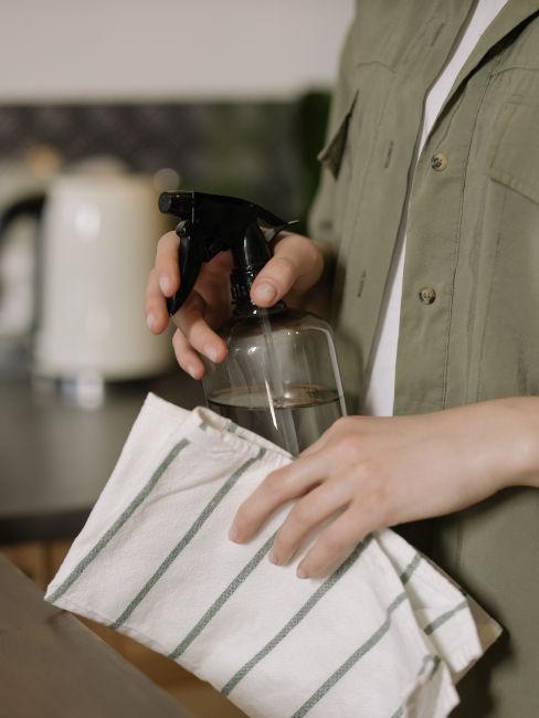 Metodi naturali per pulire la lavatrice