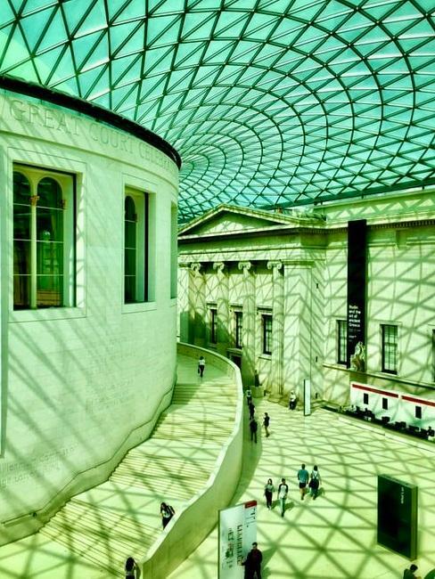 British Muzeum Design