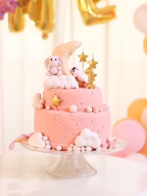 torta per bambini decorata