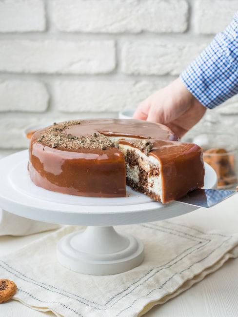 torta glassata