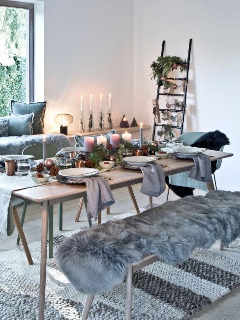tavola invernale