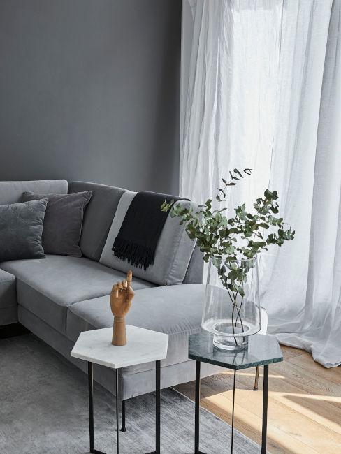 tende moderne soggiorno
