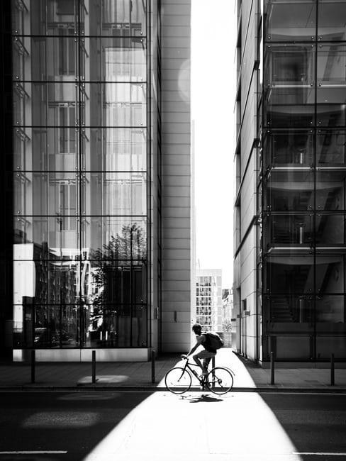 Cicloturismo in città