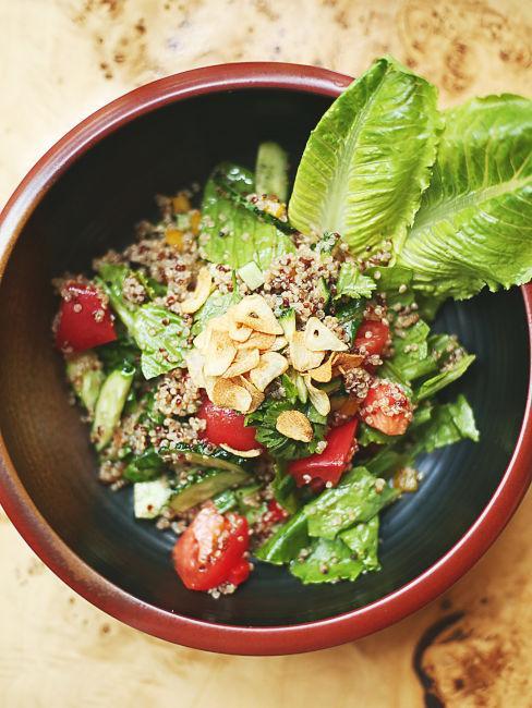 insalata per cena leggera