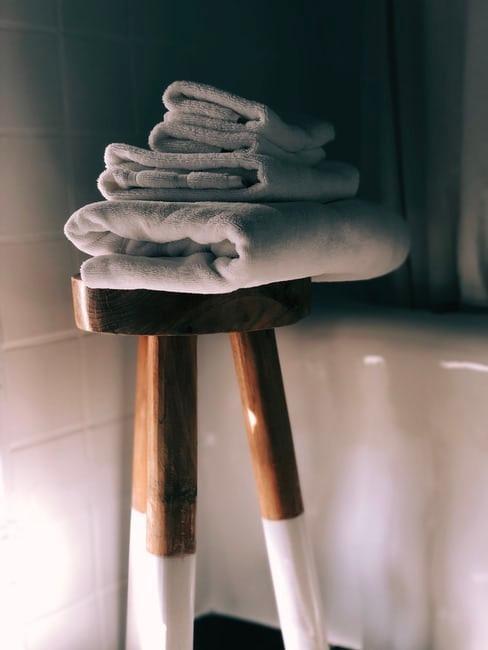 Asciugamani per gli ospiti