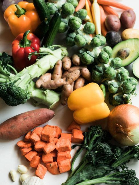 verdure per vellutata