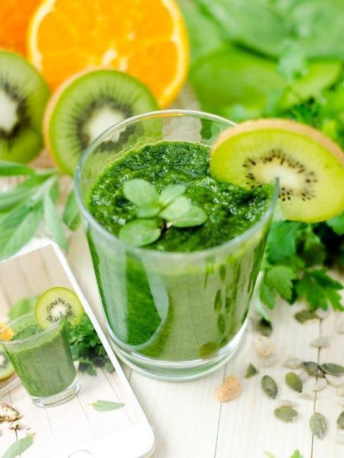 Estratto di frutta e verdura