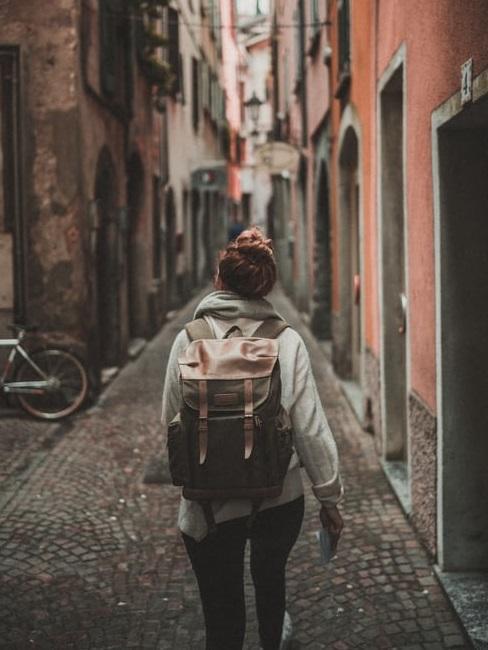 Viaggiare da soli