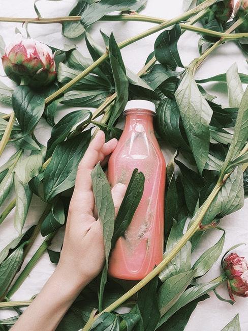 smoothie di frutta e verdura