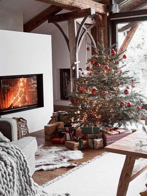 Sfondo Zoom Natale