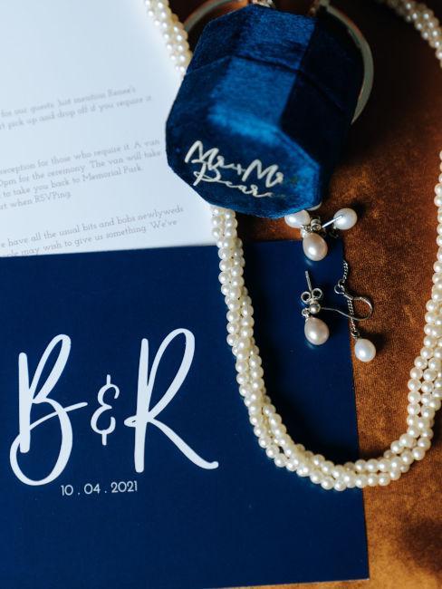 colore matrimonio blu