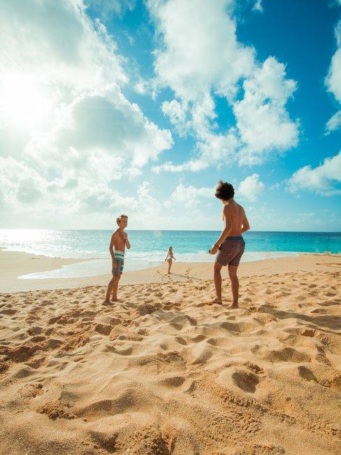 spiagge più belle italia famiglia