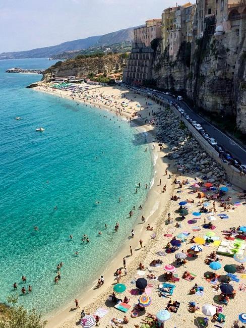 Dove andare in vacanza con i bambini in Italia: Tropea