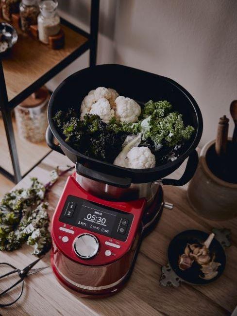 kitchenaid broccoli