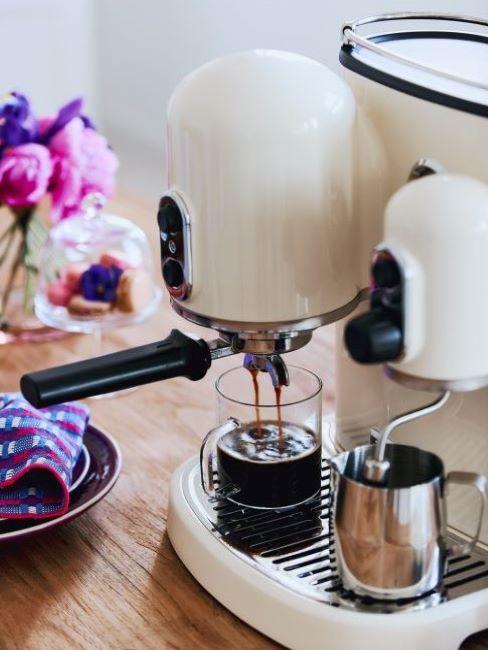 macchina da caffè kitchenaid