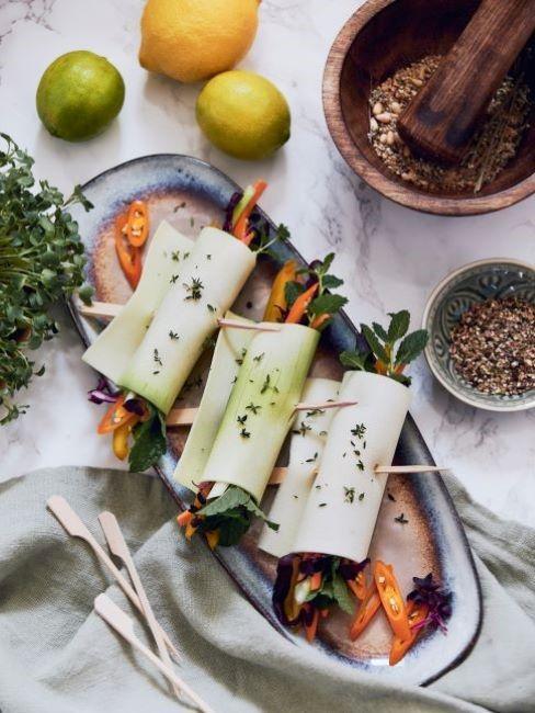 involtini vegani kitchenaid