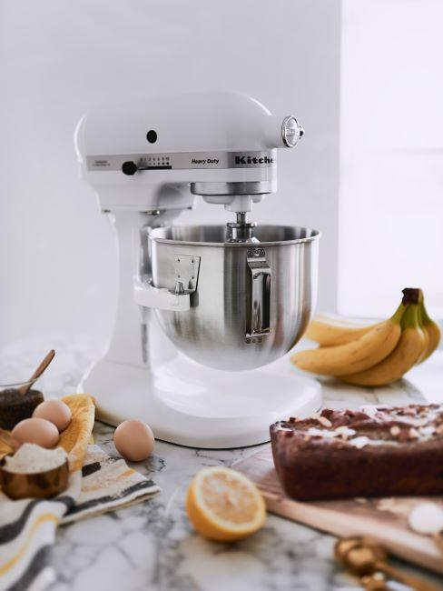 banana bread kitchenaid
