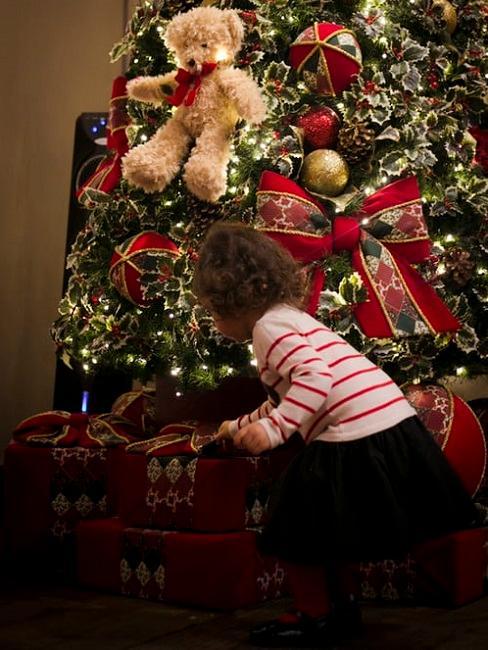 Idee albero di Natale per bambini