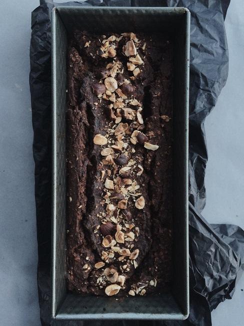 Cenone di Capodanno 2020: tronchetto al cioccolato