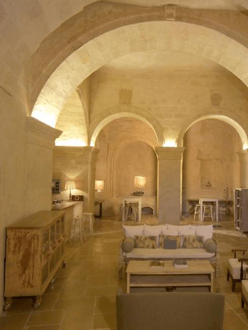 hotel in pietra matera