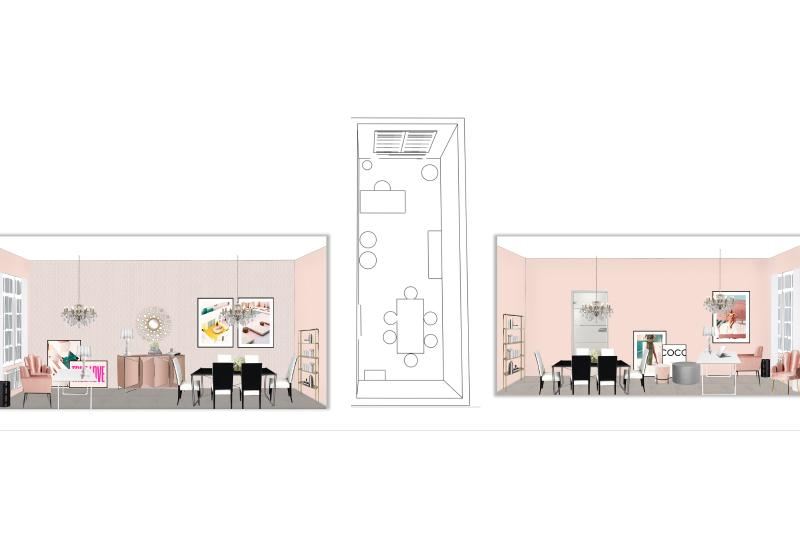 Arredamento ufficio moderno