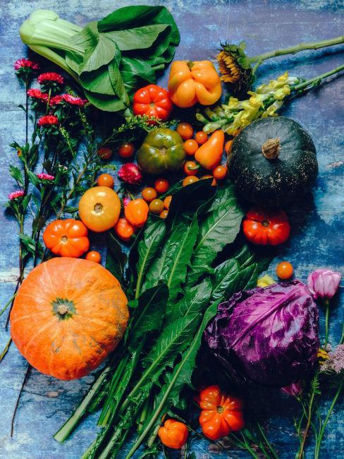 verdure autunnali