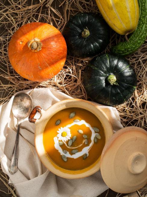 Ricette con verdure autunnali