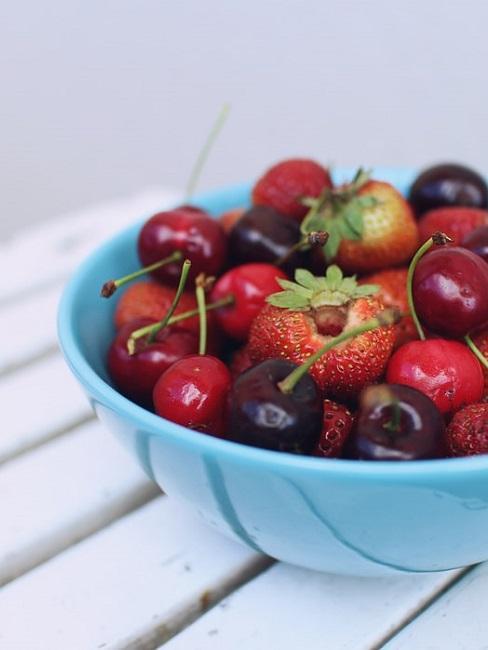 Fragole e frutti rossi