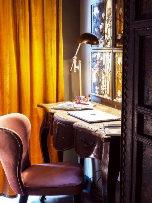 studio alice etro angolo scrivania