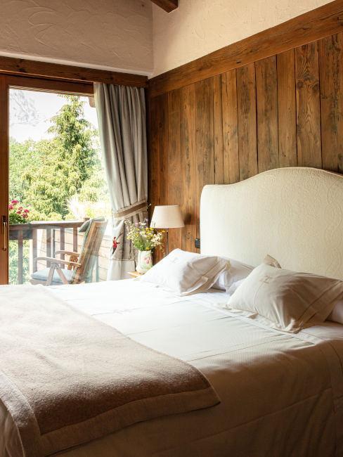 Stanze hotel Auberge de La Maison