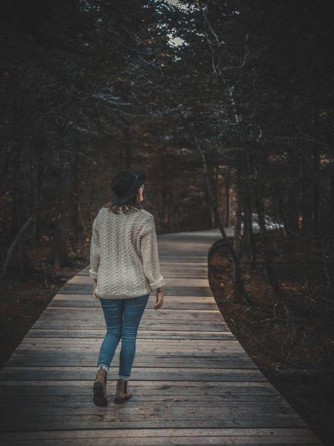 benefici del camminare