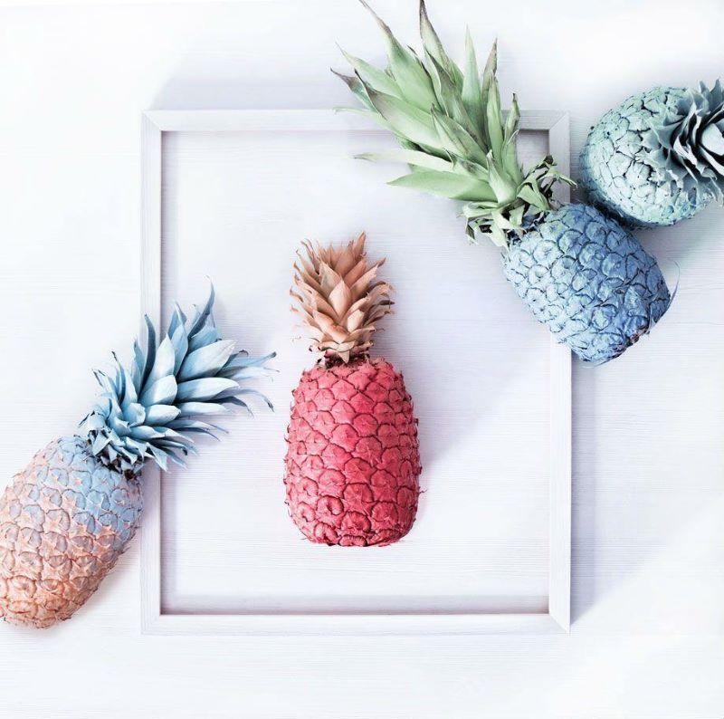 ananas decorativi