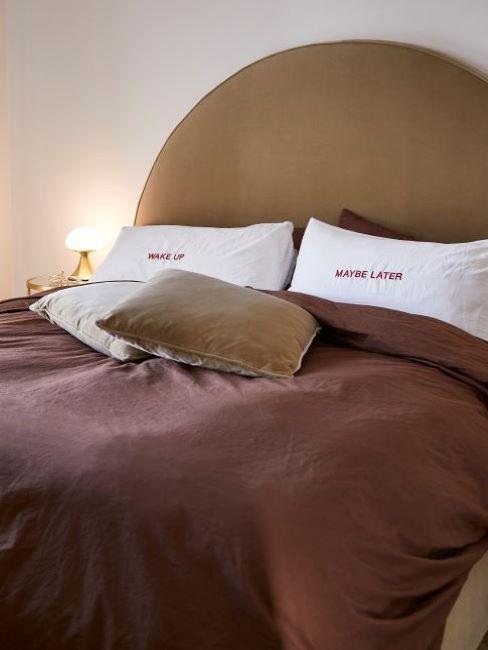 camera da letto tessili