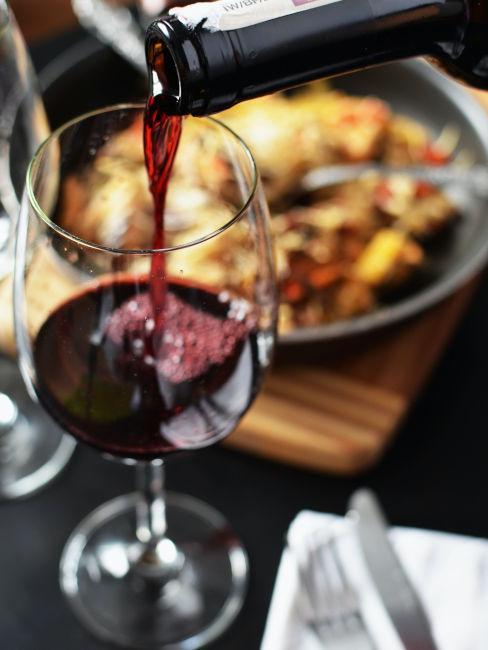 Abbinamento dei vini