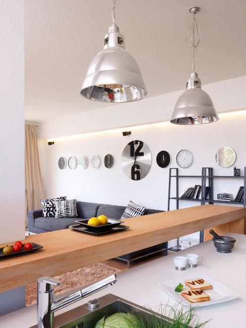 Cucina argento