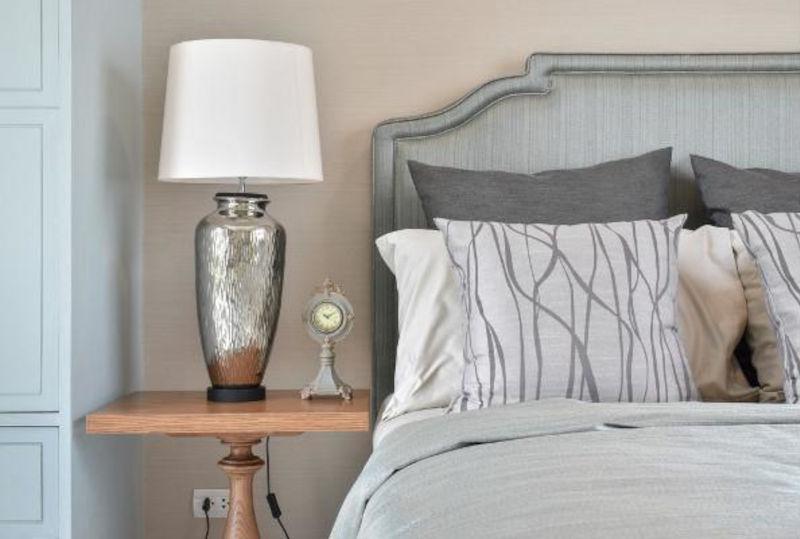 Camera da letto argento