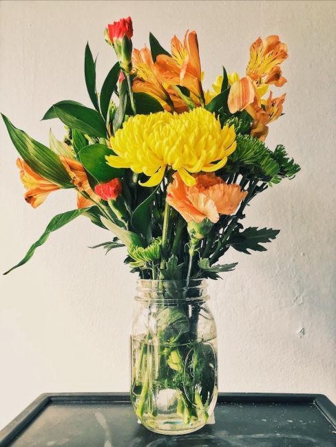 Decorare con i fiori