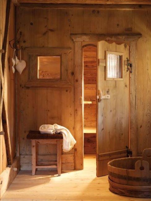 san lorenzo mountain lodge sauna