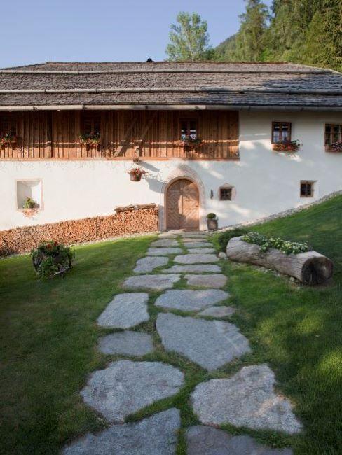 san lorenzo mountain lodge esterno