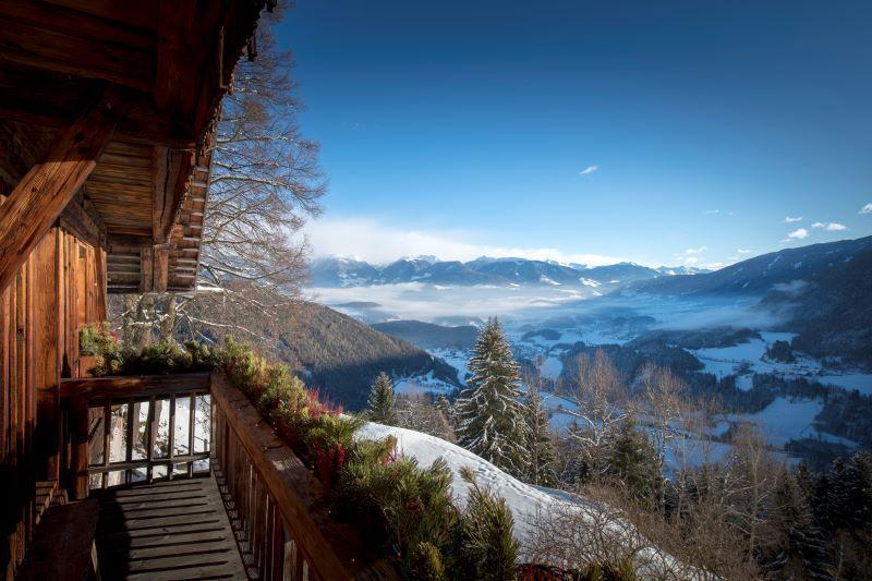 san lorenzo mountain lodge panorama