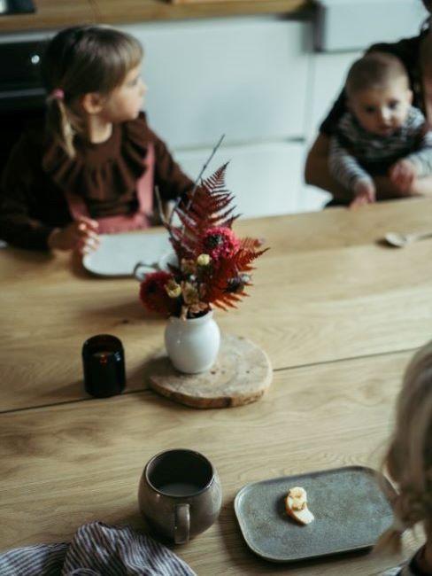 giuli e giordi tavola