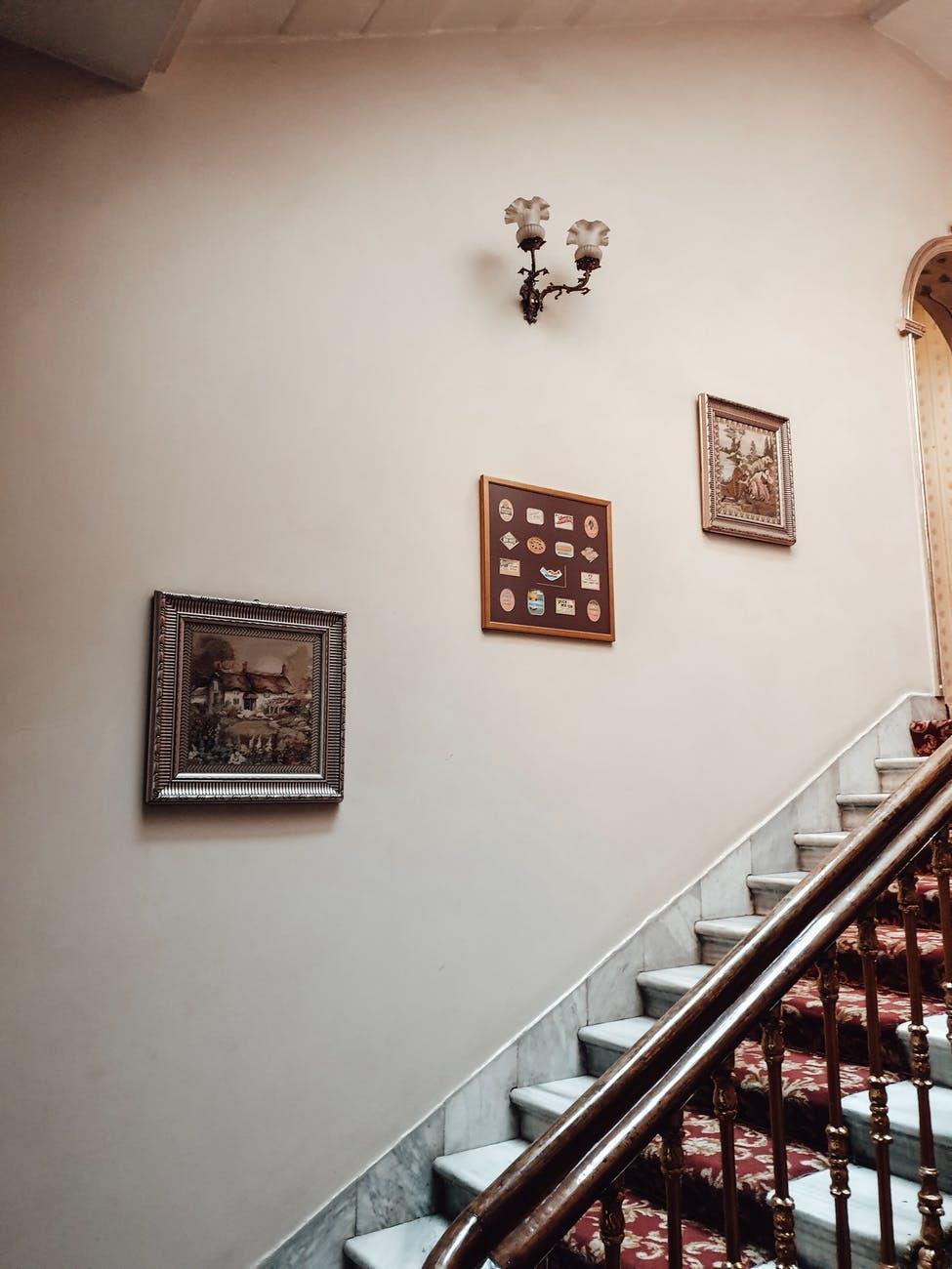 quadri con le scale