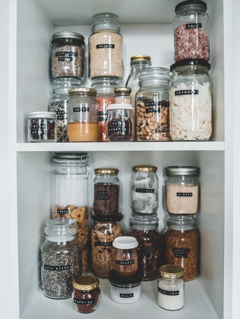 decluttering cucina