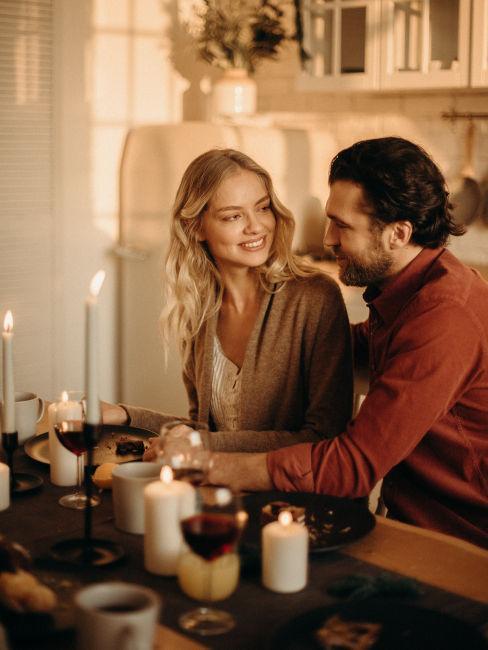 Idee per il menu di San Valentino a casa