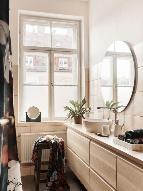 ristrutturare il bagno in stile chic