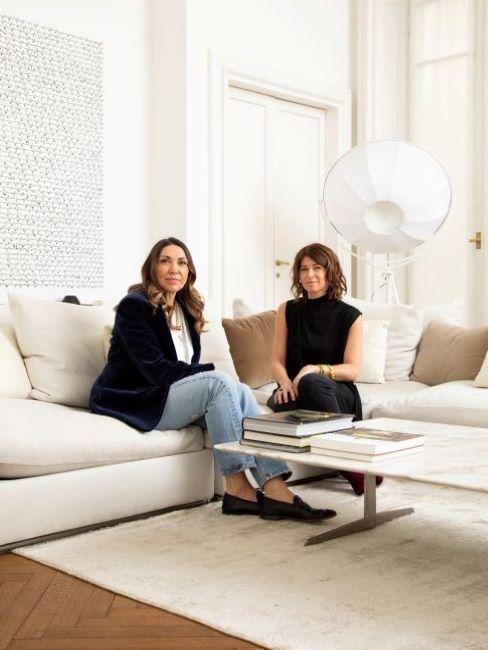 Patrizia e Sara di Mycloset Milano