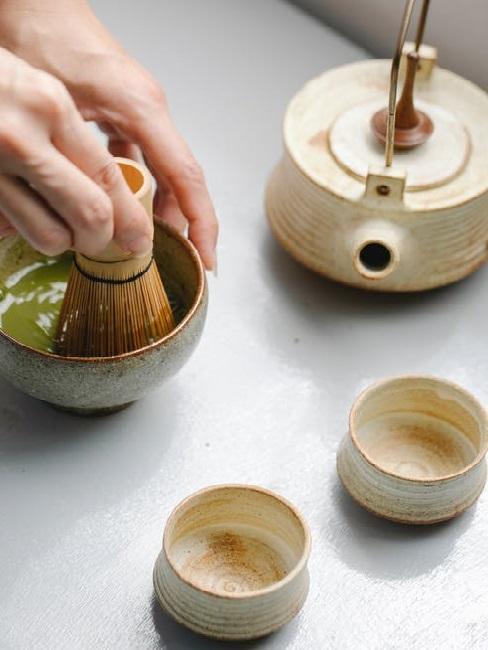 accessori cucina matcha cinese