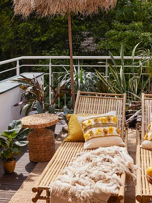 Come trasformare un terrazzo in giardino