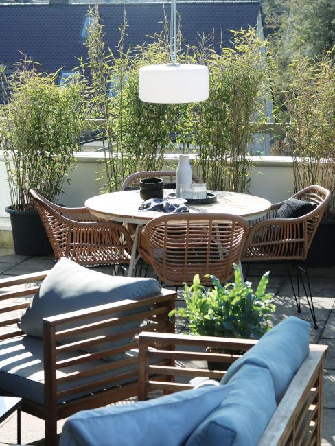 Sala da pranzo outdoor